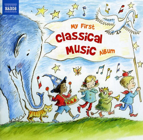 Various Artists - My First Classical Music Album /  Various -  (CD)