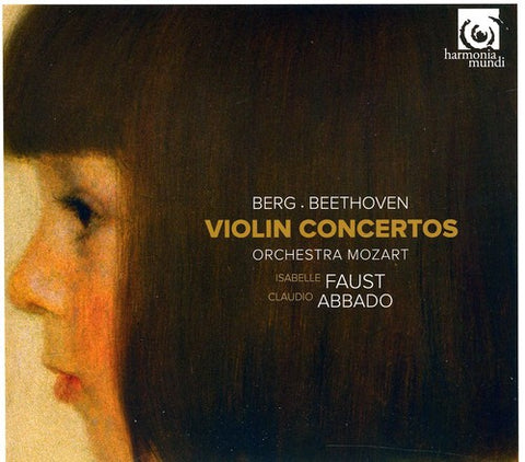 Isabelle Faust - Violin Concerto -  (CD)