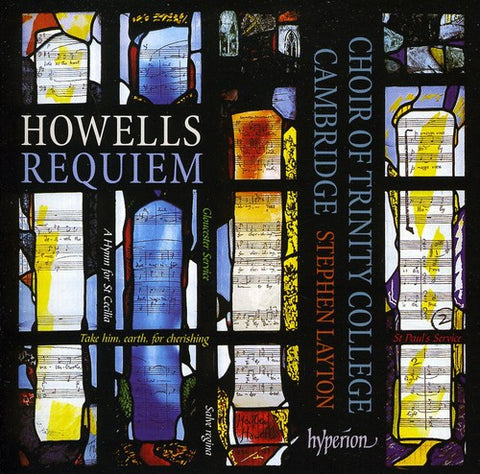 Trinity College Choir, Cambridge - Requiem /  a Hymn for St Cecilia -  (CD)