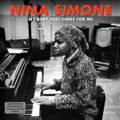 Nina Simone - My Baby Just Cares for Me [Import] - (United Kingdom - Import) (Vinyl)