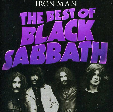 Black Sabbath - IRON MAN : Best of Black Sabbath [Import] - (United Kingdom - Import) (CD)
