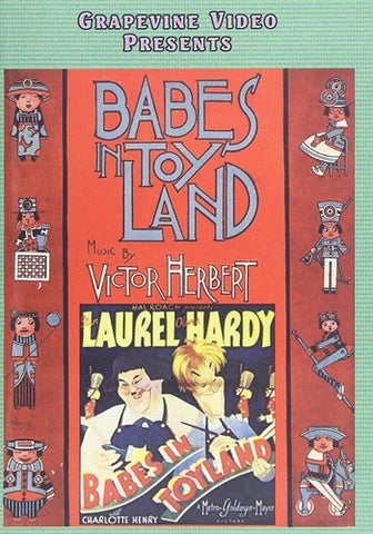 Babes in Toyland (aka March of the Wooden Soldiers) - (Manufactured on Demand) (DVD)