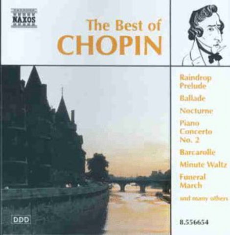 Andrea Immer - Best of Chopin -  (CD)