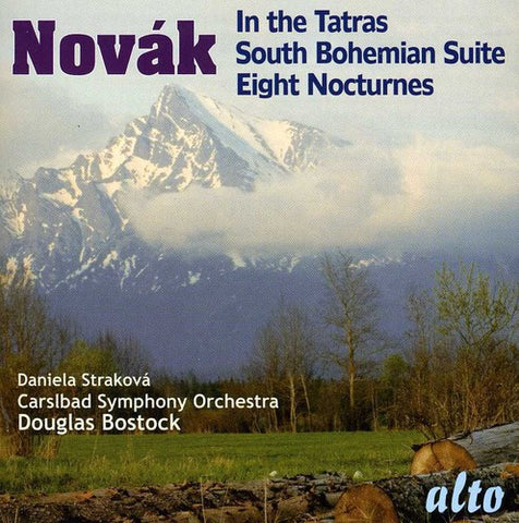 Daniela Strakova - In the Tatras /  South Bohemian Suite /  Eight -  (CD)