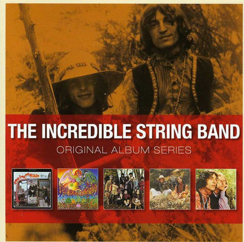 The Incredible String Band - Original Album Series [Import] - (Holland - Import) (CD)