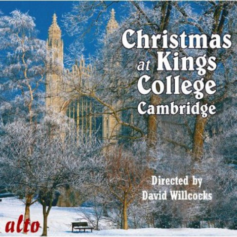 Choir of King's College - Christmas at King's College Cambridge -  (CD)