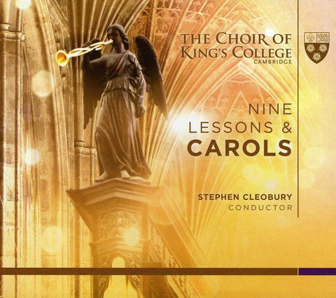 King's College Choir of Cambridge - Festival of Nine Lessons & Carols -  (CD)