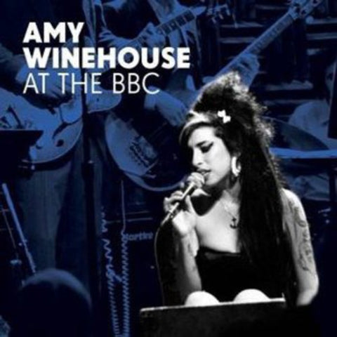 Amy Winehouse - Amy Winehouse At The BBC [Explicit Content] - (With DVD, Paexp) (CD)