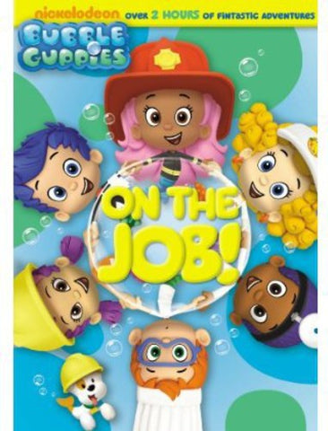 Bubble Guppies: On the Job! - (Full Frame, Dolby) (DVD)