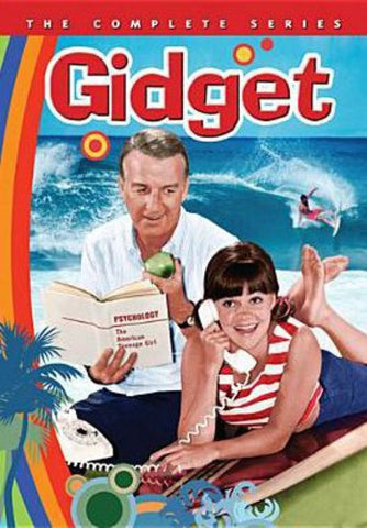 Gidget: The Complete Series -   (DVD)