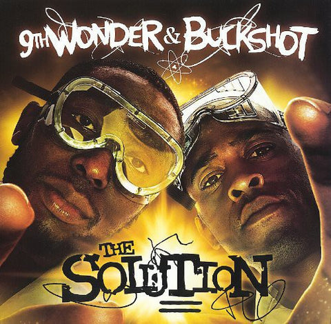 9th Wonder - The Solution -  (Vinyl)