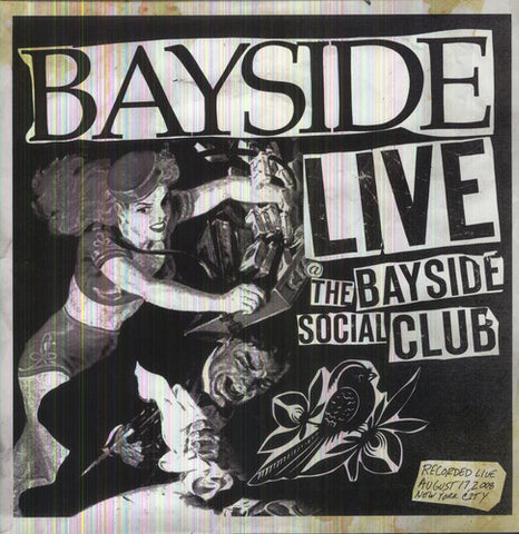 Bayside - Live at the Bayside Social Club -  (Vinyl)