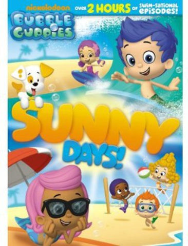 Bubble Guppies: Sunny Days! - (Full Frame) (DVD)