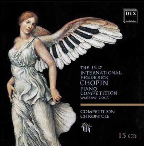 Andrea Immer - 15th International Frederic Chopin Piano Competition -  (CD)