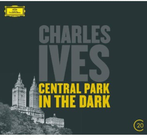 New York Philharmonic - 20C: Ives - Central Park in the Dark -  (CD)