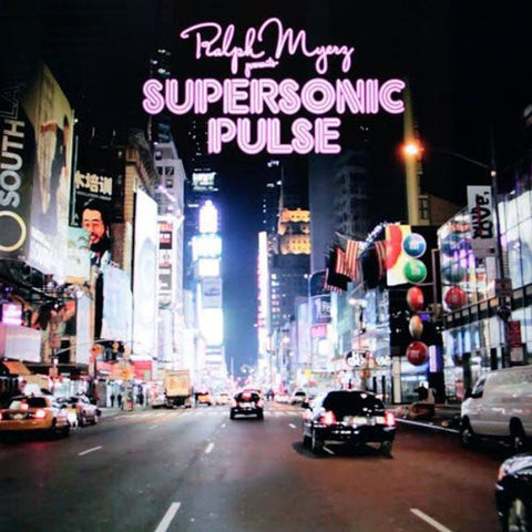 Ralph Myerz - Supersonic Pulse -  (Vinyl)