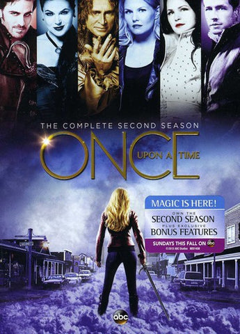 Once Upon a Time: The Complete Second Season - (Boxed Set, Subtitled, Dolby, AC-3) (DVD)