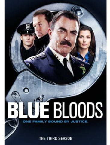 Blue Bloods: The Third Season - (Boxed Set, Widescreen, Slipsleeve Packaging, Sensormatic) (DVD)