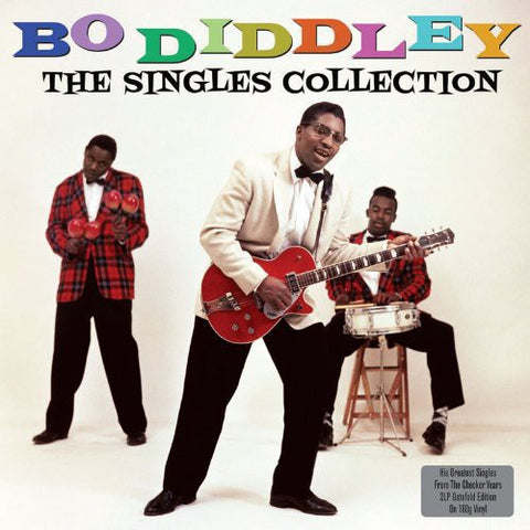 Bo Diddley - Singles Collection [Import] - (United Kingdom - Import) (Vinyl)