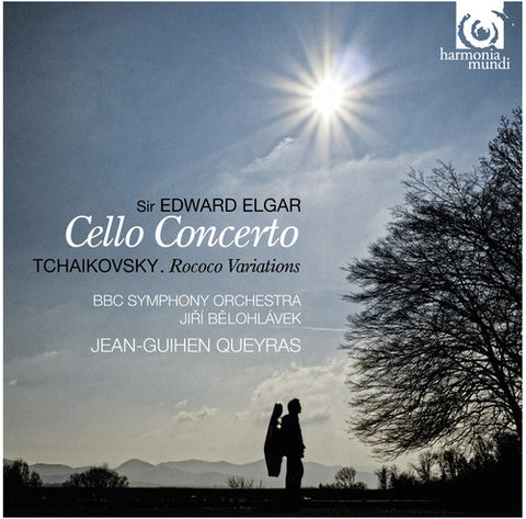 Jean-Guihen Queyras - Cello Concerto -  (CD)