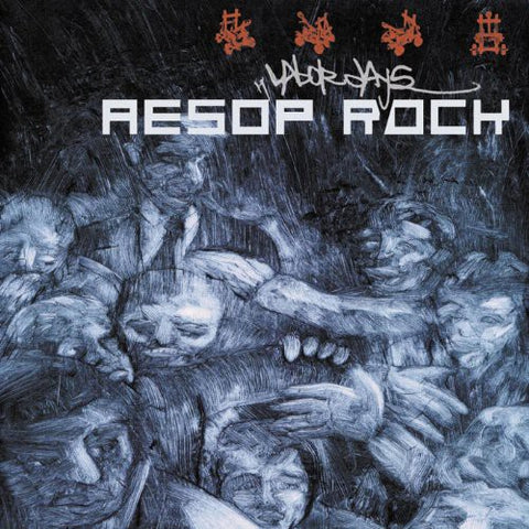 Aesop Rock - Labor Days - (Reissue) (Vinyl)
