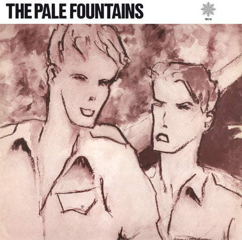 Pale Fountains - Something on My Mind - (With CD, Colored Vinyl, Blue) (Vinyl)