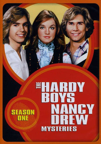 The Hardy Boys Nancy Drew Mysteries: Season One - (Boxed Set, Repackaged, Snap Case) (DVD)