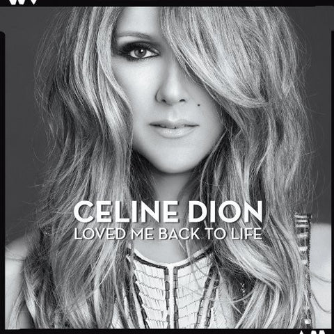 Celine Dion - Loved Me Back To Life [Import] - (Canada - Import) (Vinyl)