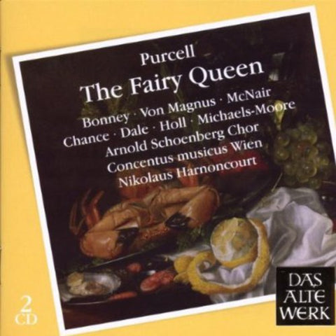 Nikolaus Harnoncourt - Purcell: Fairy Queen -  (CD)