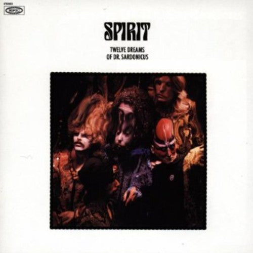 Spirit - Twelve Dreams of Dr Sardonicus [Import] -  (CD)