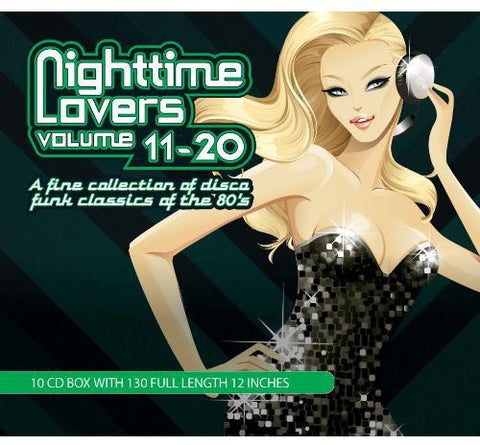 Various Artists - 20-Nighttime Lovers 11 /  Various [Import] - (Holland - Import) (CD)