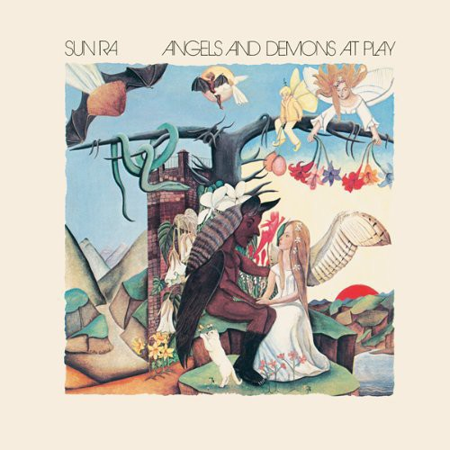 Sun Ra - Angels & Demons at Play [Import] - (Spain - Import) (Vinyl)