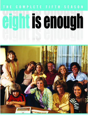 Eight Is Enough: The Complete Fifth Season - (Full Frame, Manufactured on Demand, Mono Sound) (DVD)
