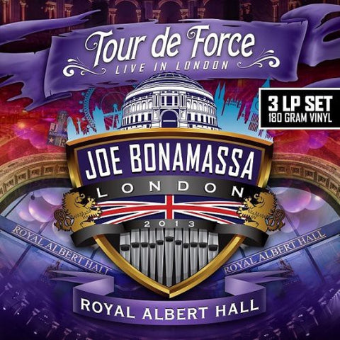 Joe Bonamassa - Tour de Force-Royal Albert Hall [Import] - (United Kingdom - Import) (Vinyl)
