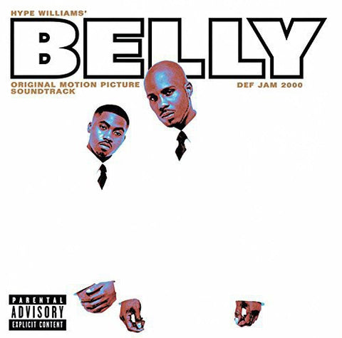 Belly - Belly (Original Motion Picture Soundtrack) [Explicit Content] - (Paexp) (Vinyl)
