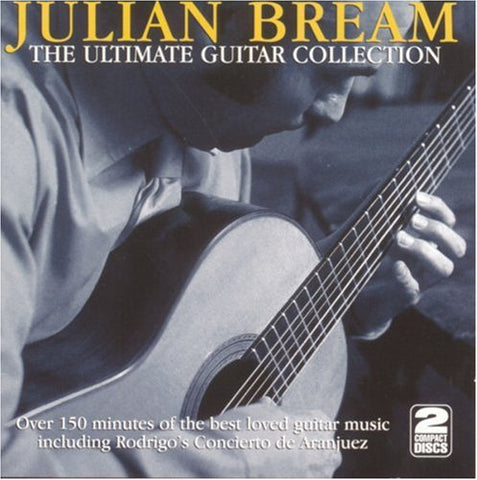 Julian Bream - Ultimate Guitar Collection -  (CD)