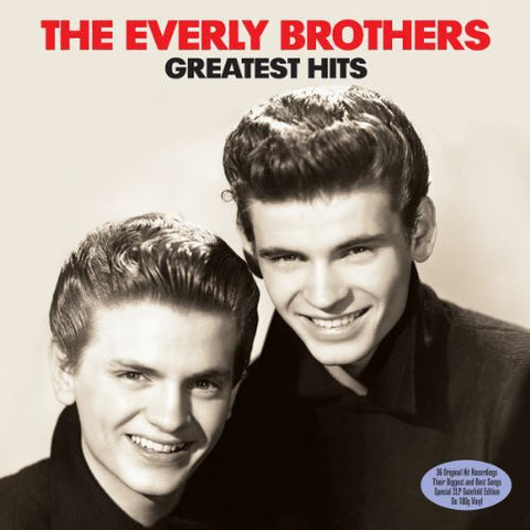 Everly Brothers - Greatest Hits [Import] - (United Kingdom - Import) (Vinyl)
