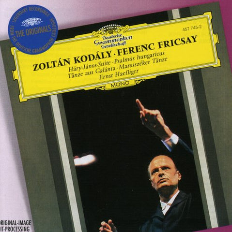 Ferenc Fricsay - Hary-Janos Suite -  (CD)