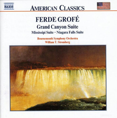 William T. Stromberg - Grand Canyon Suite /  Mississippi Suite -  (CD)