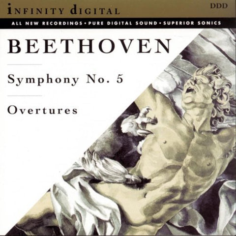 Royal Philharmonic Orchestra - Symphony 5 /  Overtures -  (CD)