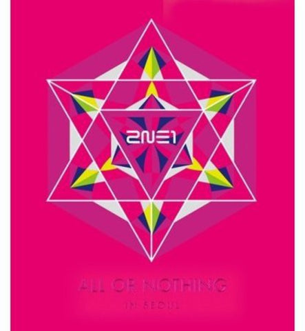 2NE1 - 2014 2Ne1 World Tour Live CD [Import] - (Asia - Import) (CD)