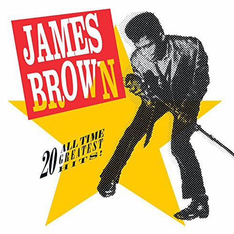 James Brown - 20 All-Time Greatest Hits -  (Vinyl)