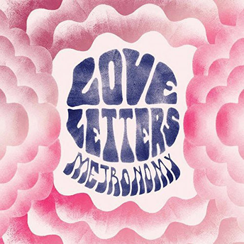 Metronomy - Love Letters - (With CD) (Vinyl)