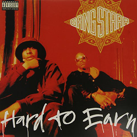 Gang Starr - Hard to Earn [Explicit Content] -  (Vinyl)