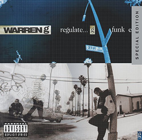 Warren G - Regulate: G Funk Era (20th Anniversary Edition) [Explicit Content] - (Anniversary Edition) (Vinyl)