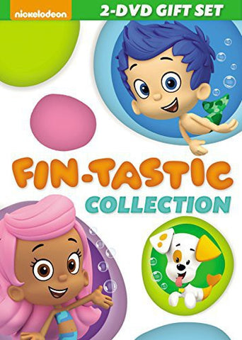 Bubble Guppies: Fin-Tastic Collection - (Full Frame, Dolby, Amaray Case, Sensormatic) (DVD)