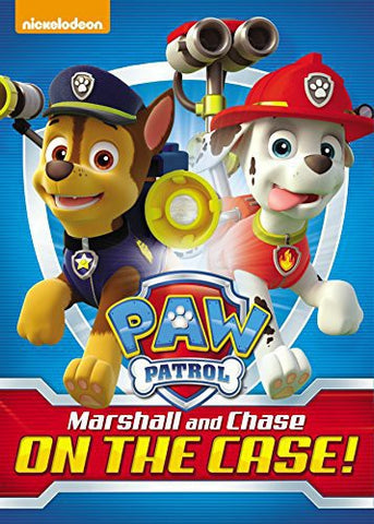 PAW Patrol: Marshall and Chase on the Case! - (Dolby, Amaray Case, Widescreen, Dubbed, Sensormatic) (DVD)