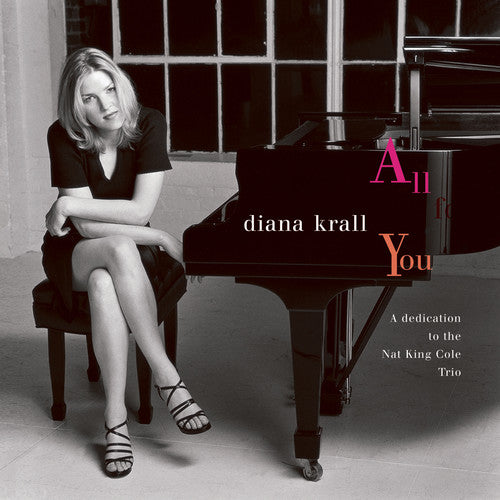 Diana Krall - All for You: Dedication to the Nat King Cole Trio - (180 Gram Vinyl, Gatefold LP Jacket, Limited Edition) (Vinyl)