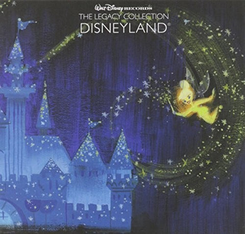 Various Artists - Walt Disney Records The Legacy Collection: Disneyland -  (CD)