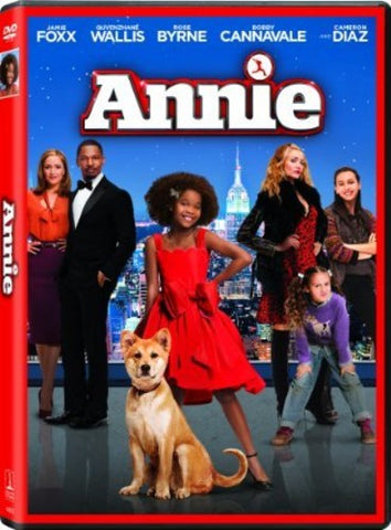 Annie - (Ultraviolet Digital Copy) (DVD)